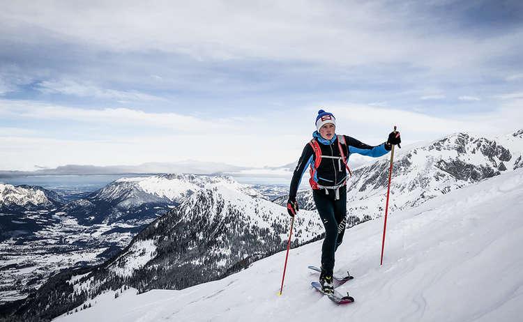 Skitour Hohe Roßfelder