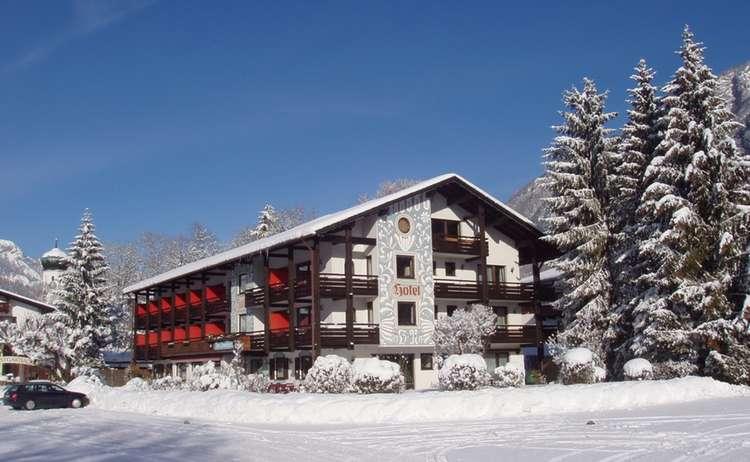 Hotel Brennerbascht Winter