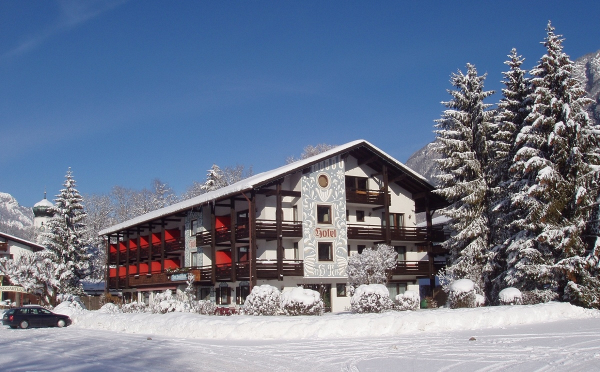 Hotel Brennerbascht, Winter