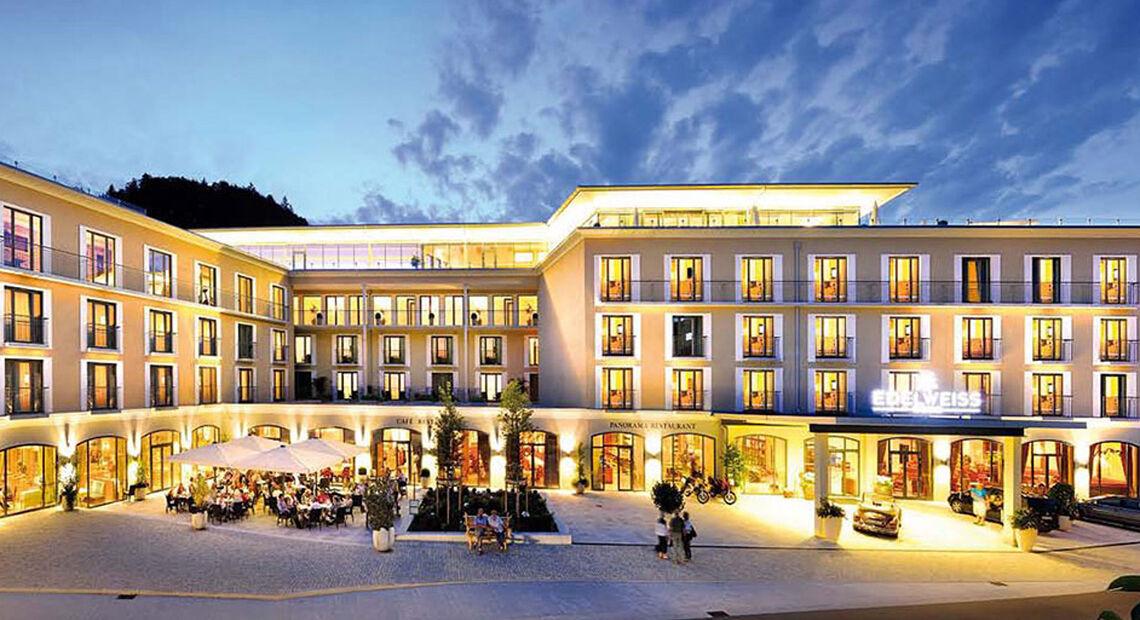 Hotel Edelweiss Berchtesgaden 3
