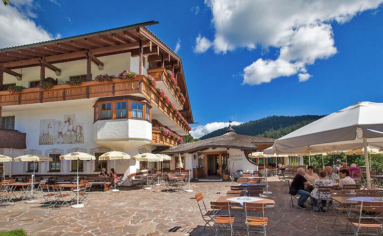 Hotel Gasthof Nutzkaser 13