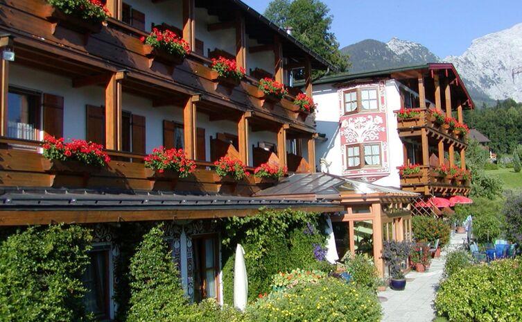 Hotel Georgenhof 107