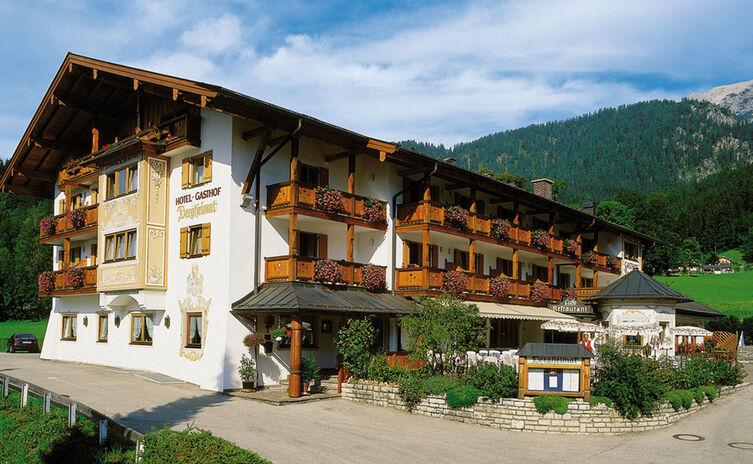 Hotel Und Gasthof Bergheimat 18