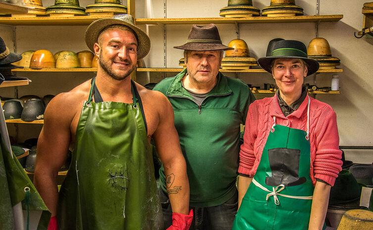 Familie Braun: Hutmacher seit 1598