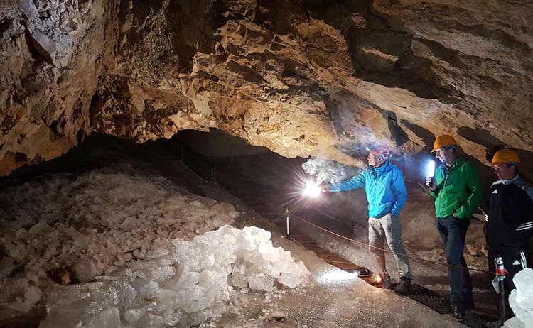 Ice Cave Untersberg