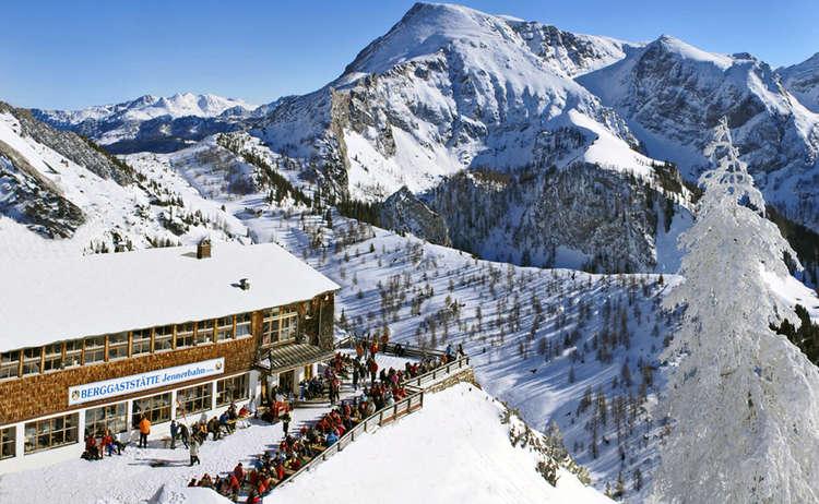Berggaststätte Jennerbahn