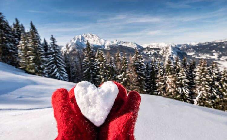 Ausflugsberg Jenner im Winter
