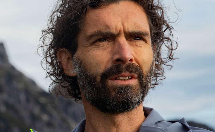 Bergwanderführer und Philosoph Jens Badura