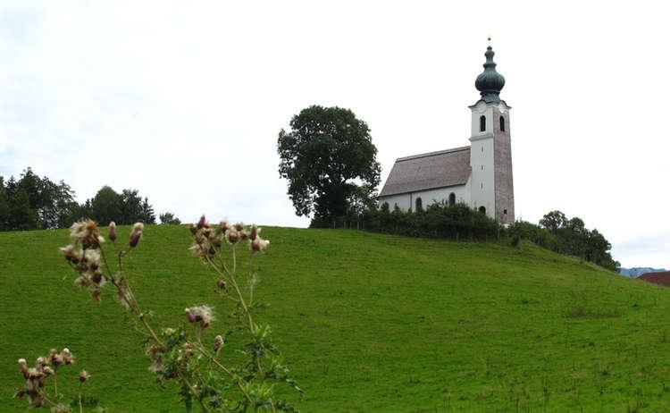 Kirche Johannishögl