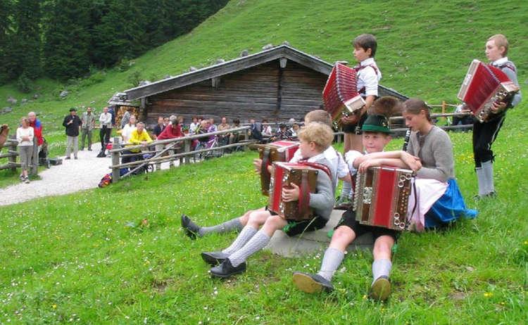 Jungen Musikanten, Bindalm