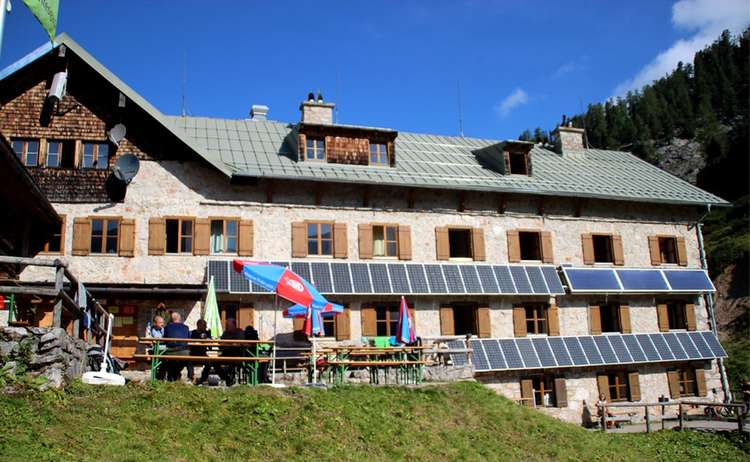 Kaerlingerhaus Am Funtensee