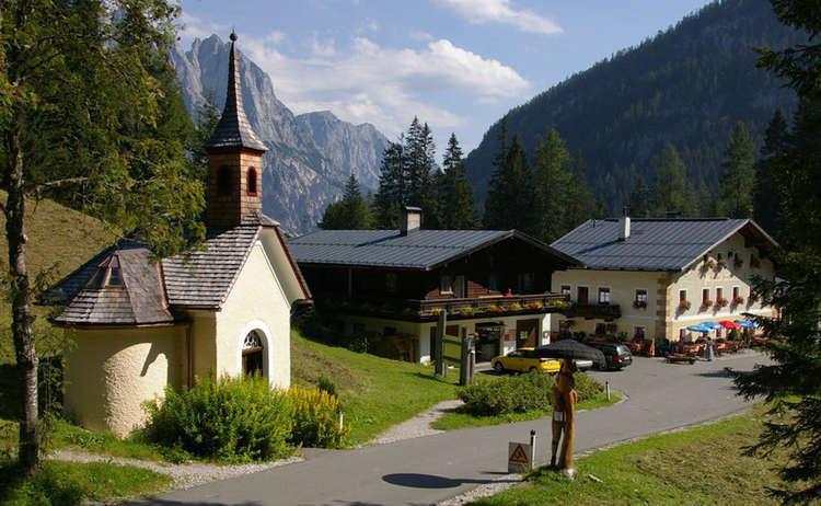 Kapelle Hirschbichl