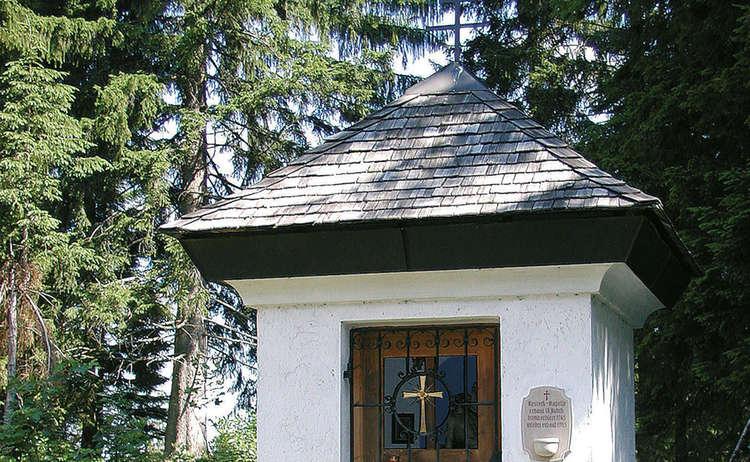 Kapelle Resteck Sagenhafte Wanderung
