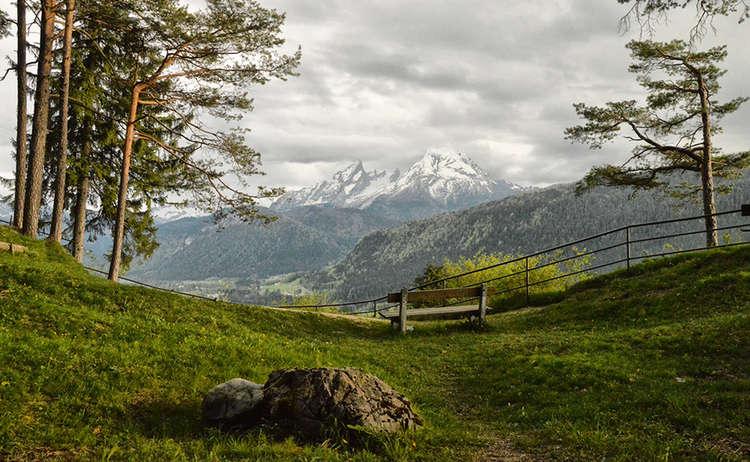 Kastensteiner Wand Bischofswiesen