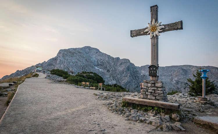 Kehlstein Gipfelkreuz