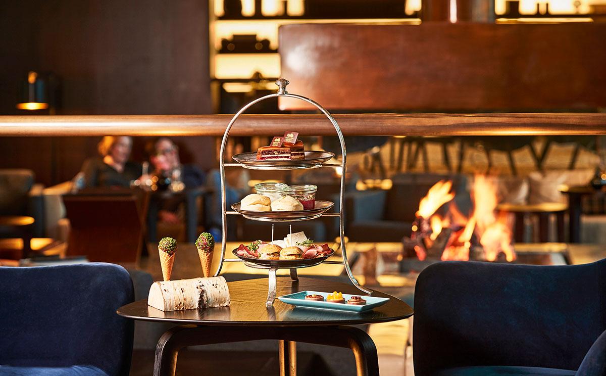 Afternoon Tea | Kempinski Hotel Berchtesgaden