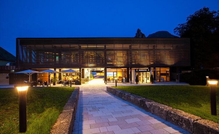 Kongresshaus und Tourist-Info Berchtesgaden