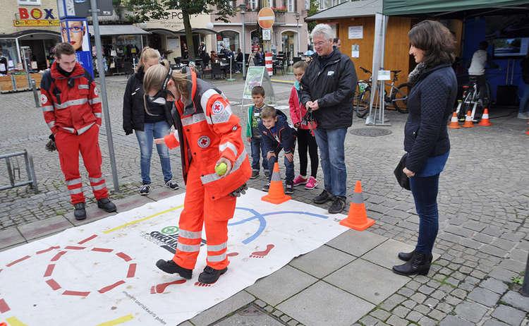 Kindertag | Rotes Kreuz