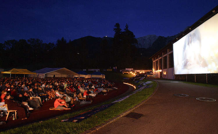 Kino Unterm Sternenhimmerl