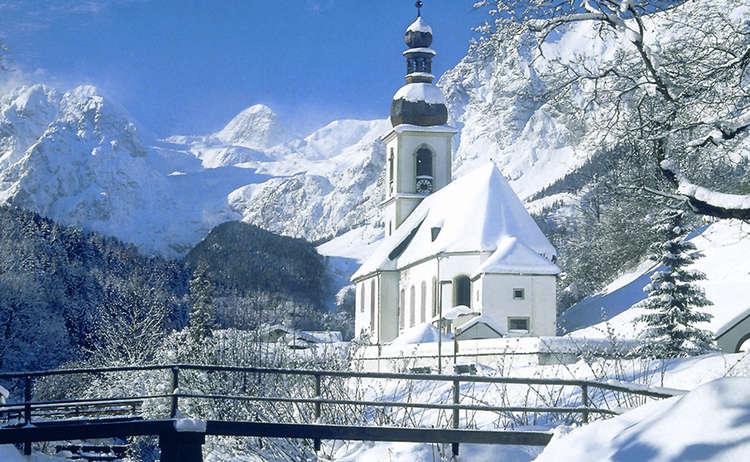 Kirche Ramsau 1