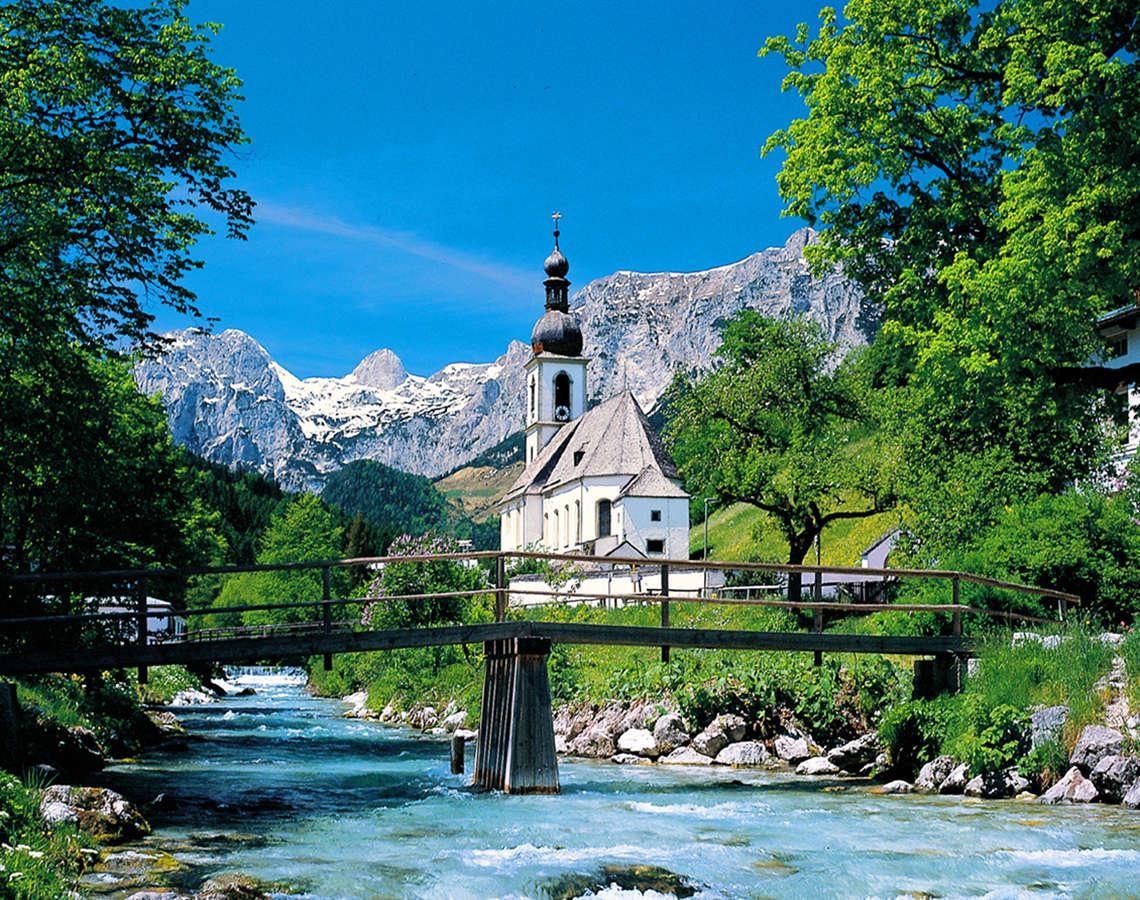 Kirche Ramsau 3