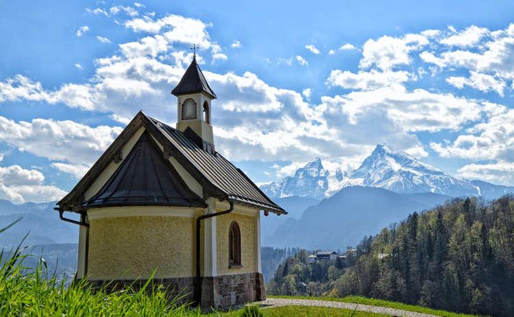 Kirchleiten Kapelle Berchtesgaden Ponnzenzenbichl