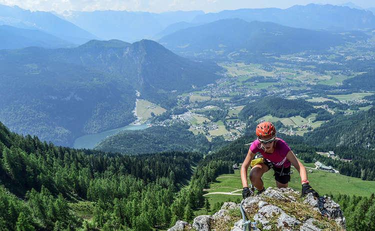Klettersteig Jenner Koenigssee