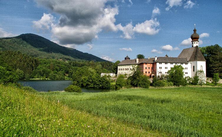 Kulturlandschaft rund um den Höglwörther See