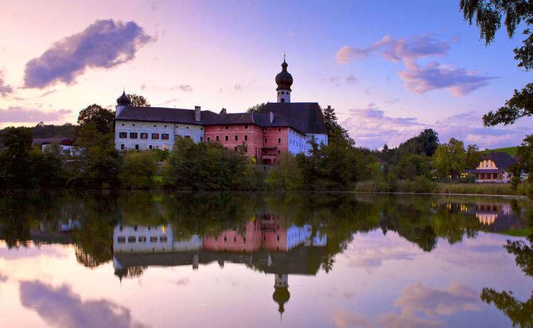 Kloster Höglwörth am Höglwörther See