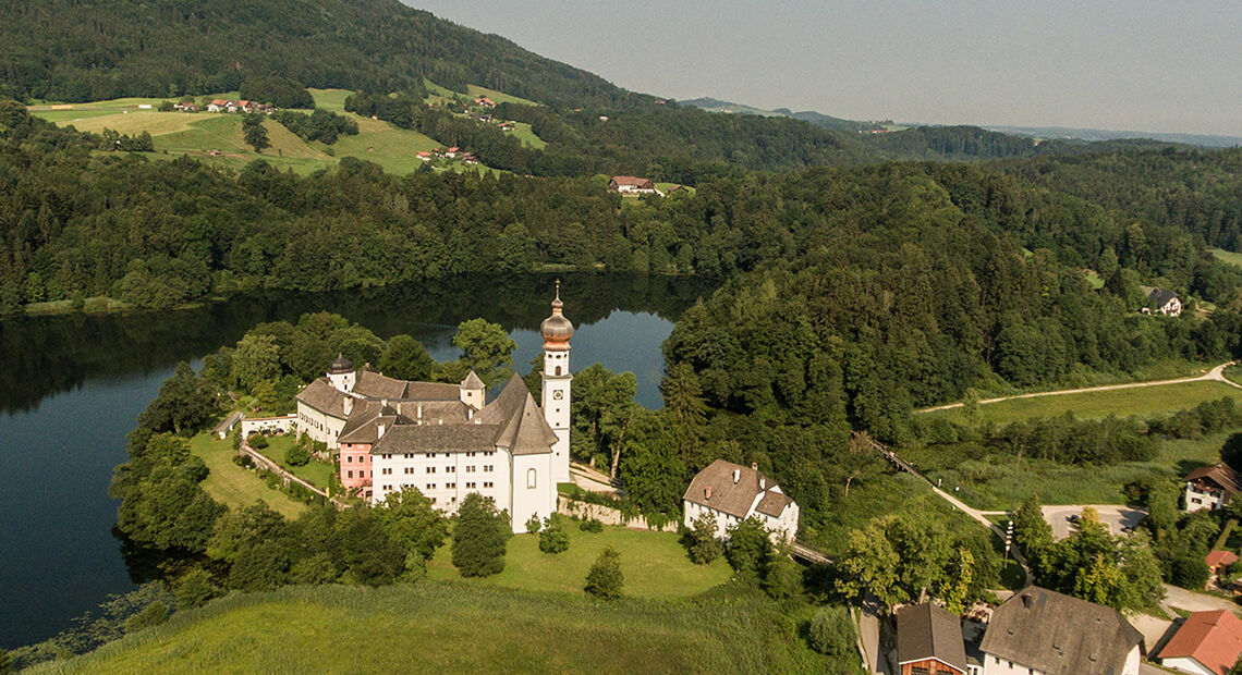 Kloster Hoeglwoerther See