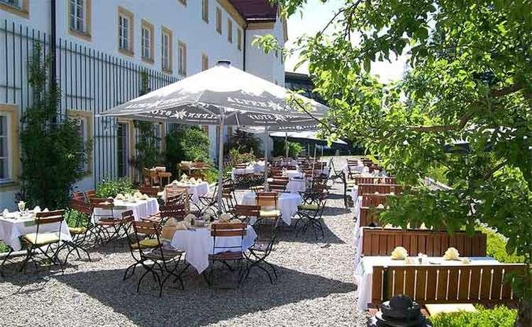 Klostergarten Kapuzinerhof