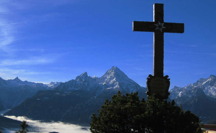 Kneifelspitze Gipfelkreuz