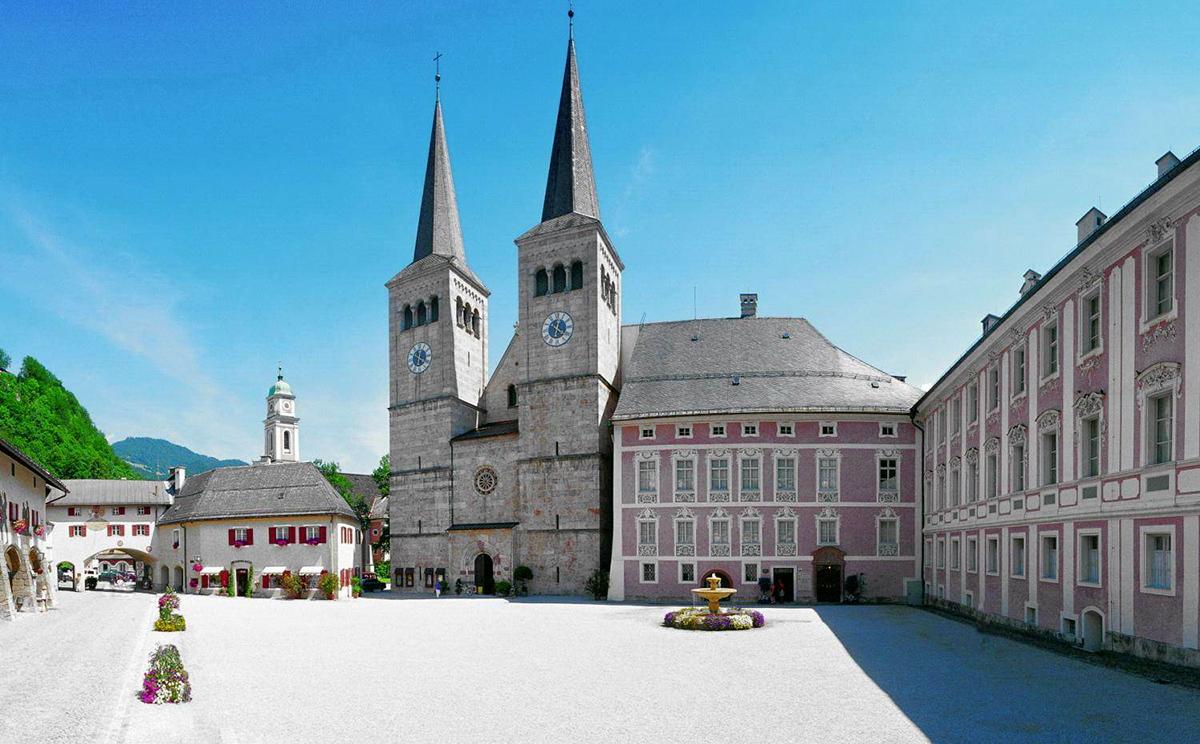 Koenigliches Schloss Berchtesgaden 10