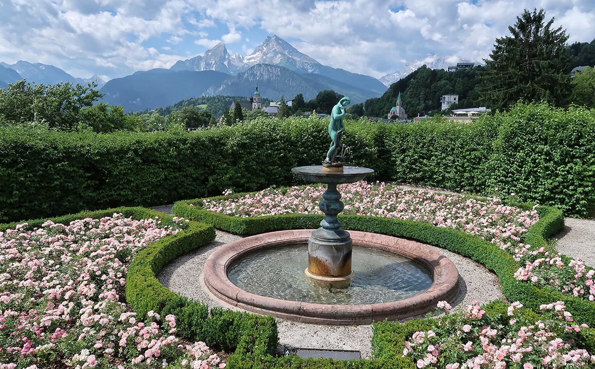 Koenigliches Schloss Berchtesgaden 13