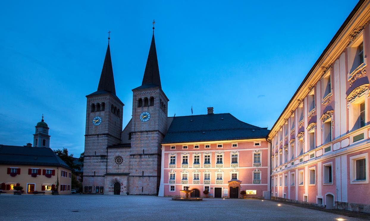 Koenigliches Schloss Berchtesgaden 19