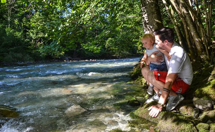 Wandern am Wasser: Der Königsseer Fußweg