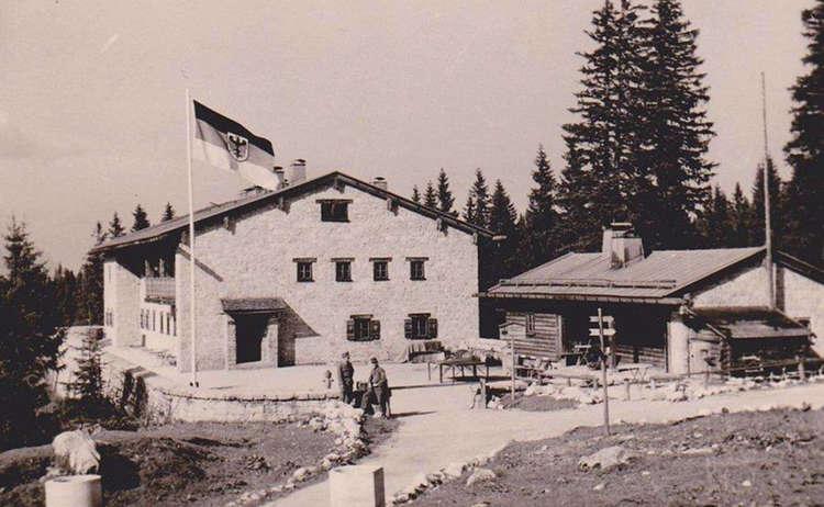 Kuehrointhaus 1965
