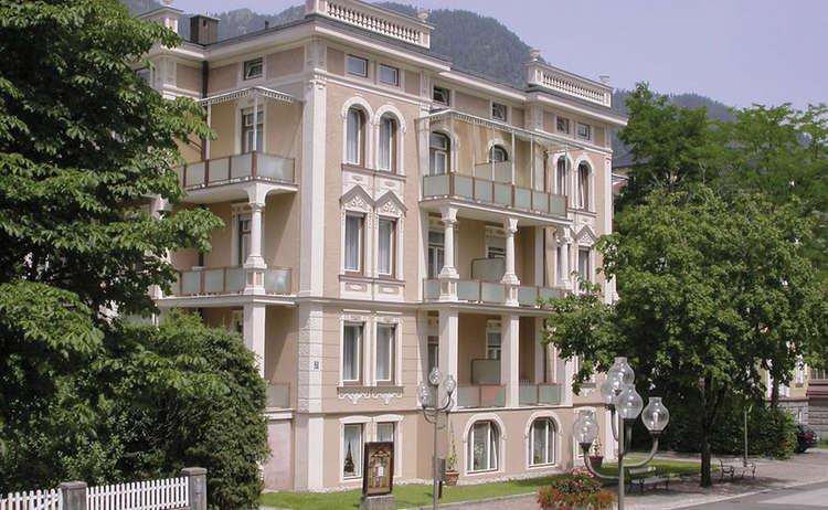 Kur Residenz Villa Henckel Hotel Bad Reichenhall 1