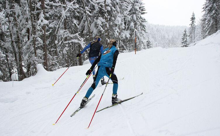Langlaufen Berchtesgaden Scharitzkehl