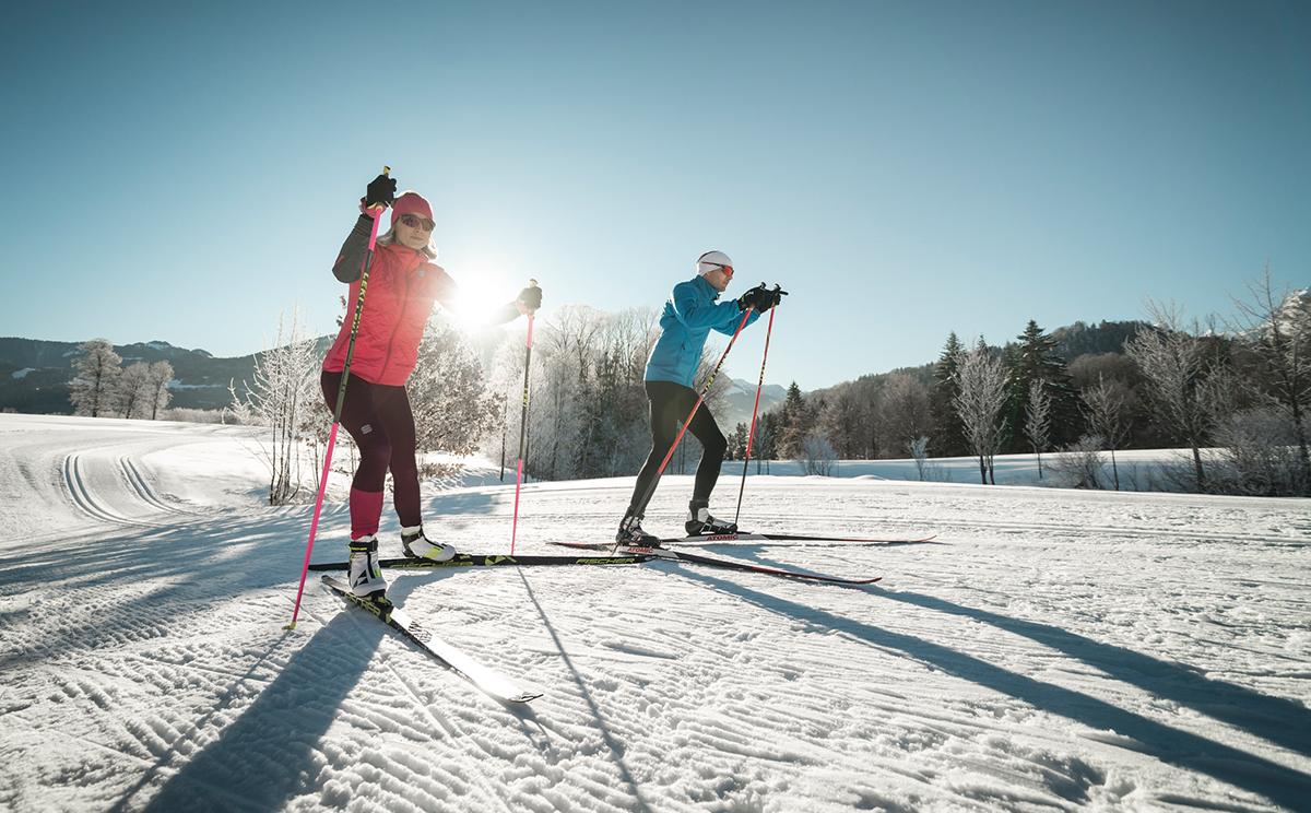 Langlaufzentrum Aschauerweiher 10