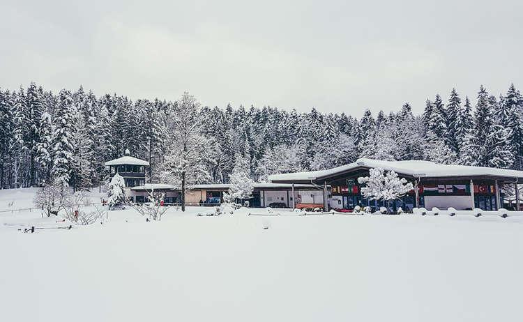 Langlaufzentrum Aschauerweiher