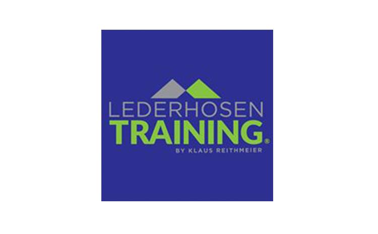 Lederhosentraining Logo