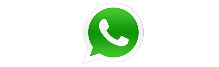 WhatsApp Logo klein