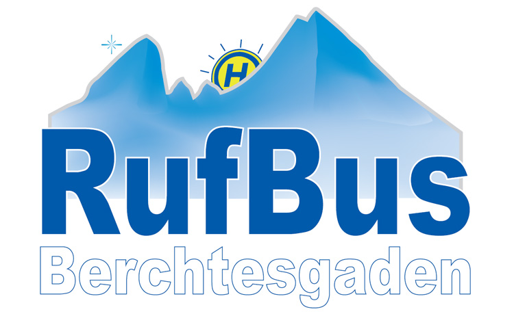 Logo Rufbus Berchtesgaden