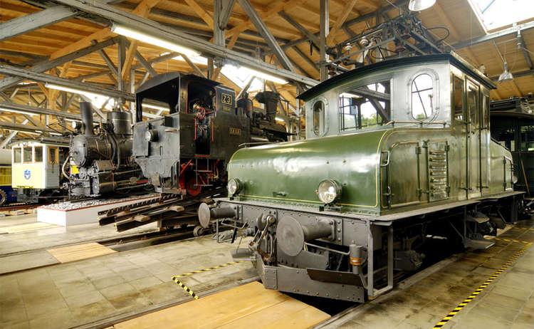 Lokwelt Technikmuseum