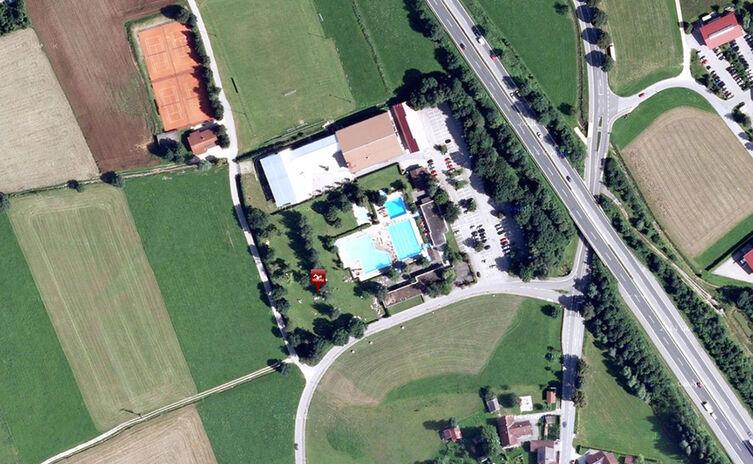 Luftaufnahme Staufenbad