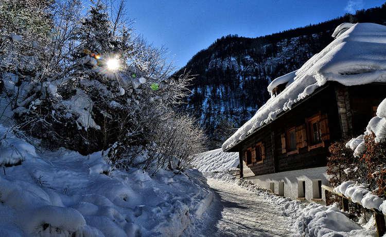 Malerwinkel Koenigssee Winterwanderung