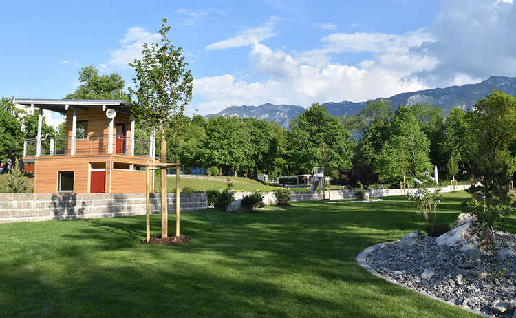 Mein Bachei Alpinbad Schwarzbach Bad Reichenhall