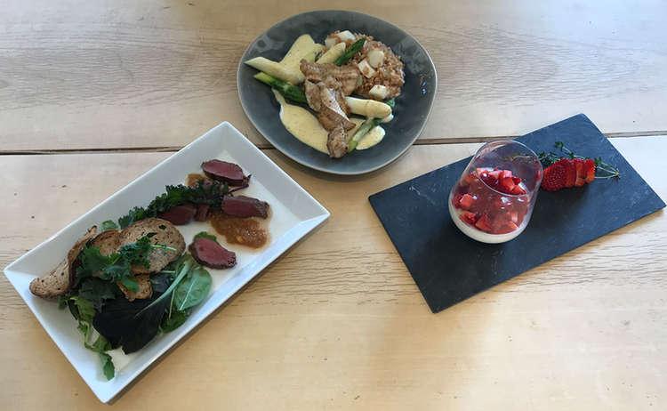 Menü zum Nachkochen | Berghotel Rehlegg