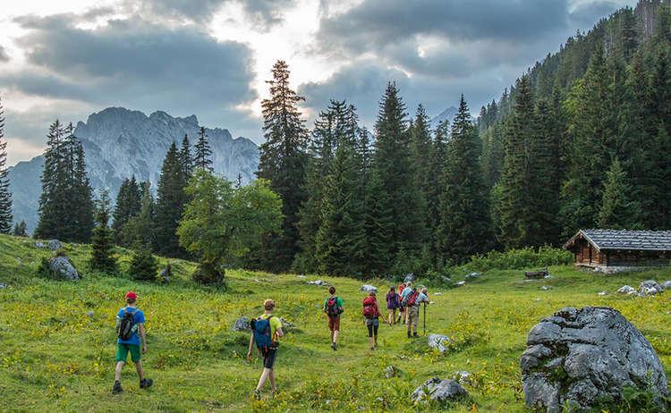 Mittereisalm Nationalpark Berchtesgaden 1